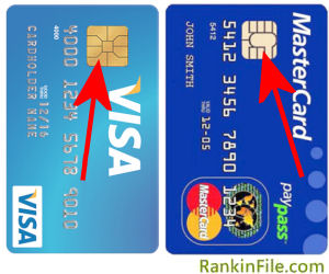 EMV - Chipped Credit Cards
