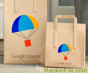Google Express delivery service