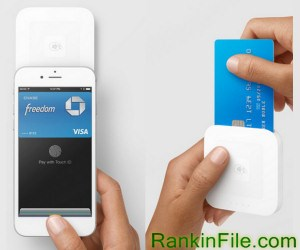 Square Reader - Apple Pay - Chipped Cards